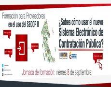 ¿Sabes cómo usar el nuevo sistema electrónico de contratación pública?
