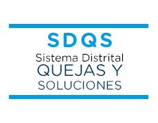 Sistema Distrital de Quejas y Soluciones - SDQS